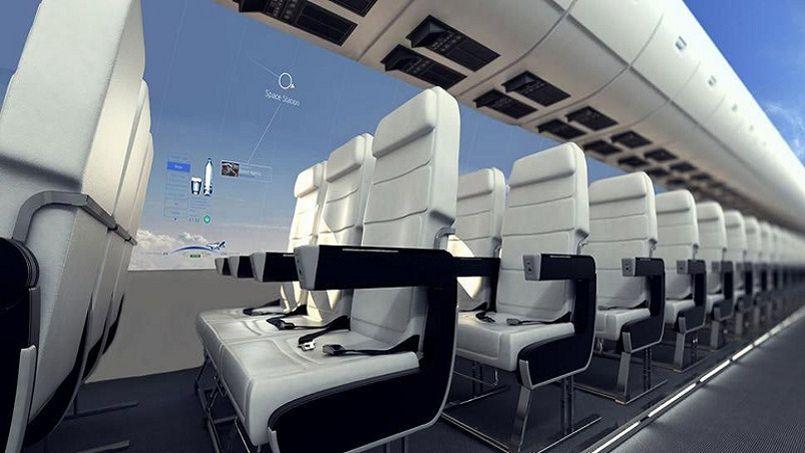 On pourra bientôt voler dans un avion transparent 995698PHO16729a805e8b11e48b751332e2e7019c805x453