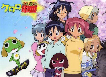 [Manga/Anime] Keroro Gunso (Keroro mission Titar) 995954keroroSgtFrogcast