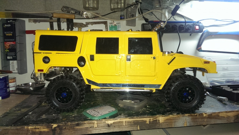 HUMMER H1 au 1/6 sur base SUMMIT 996264IMAG1272