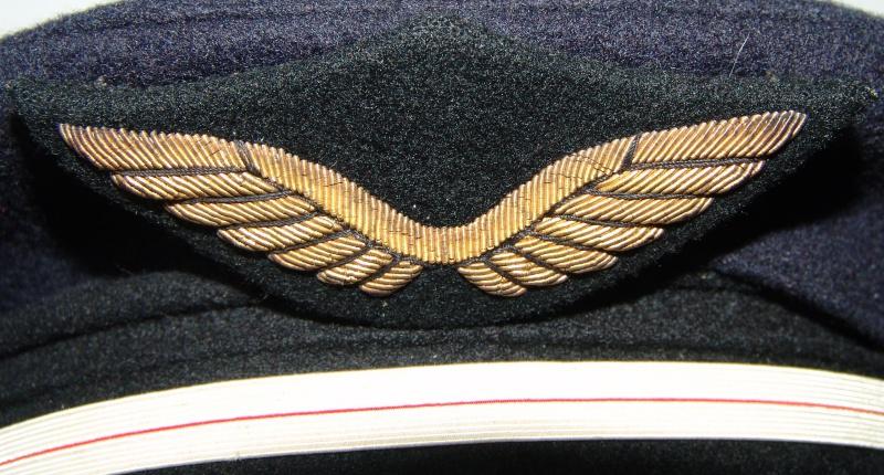 Insigne de casquette armée de l'air 996641DSC08965