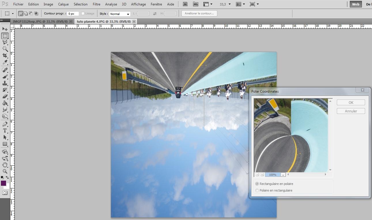 Tuto: créer une planète à partir d'une seule photo (photofiltre+photoshop) 997018tutoplanete5