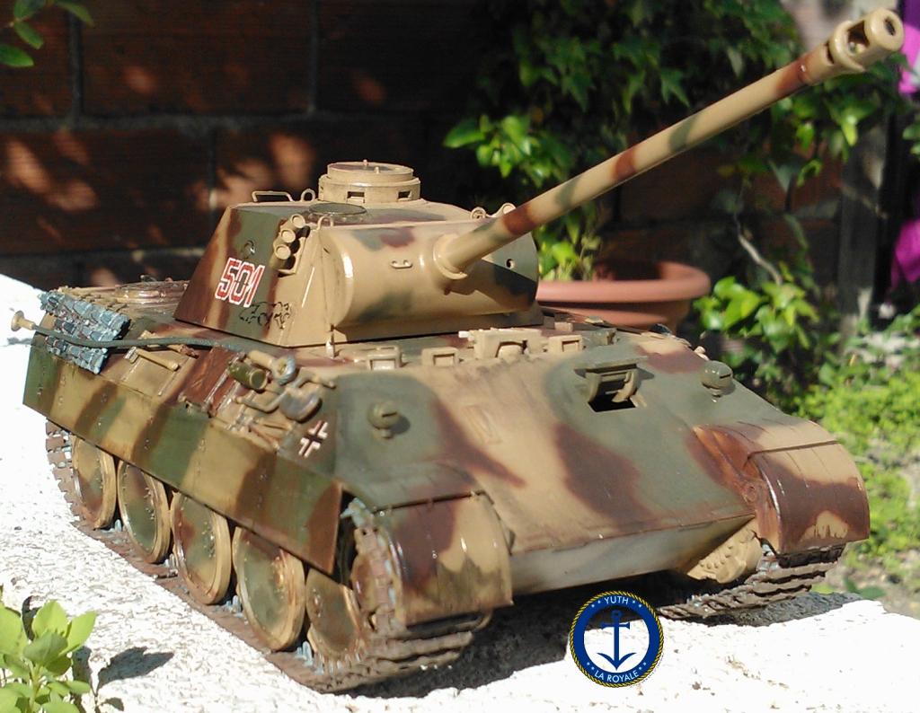 Panzerkampfwagen Panzer V Panther Ausf D. 997081panther40