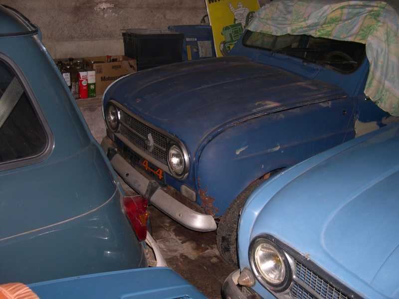 ma 17 dans son garage 997100voiture012