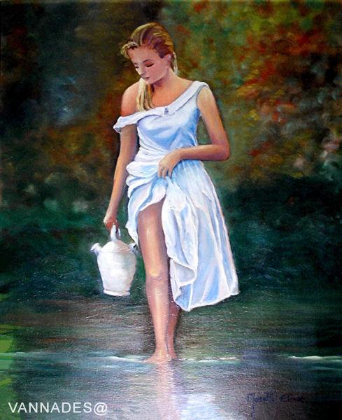 Mes Peintures à l' Huile 9981322041
