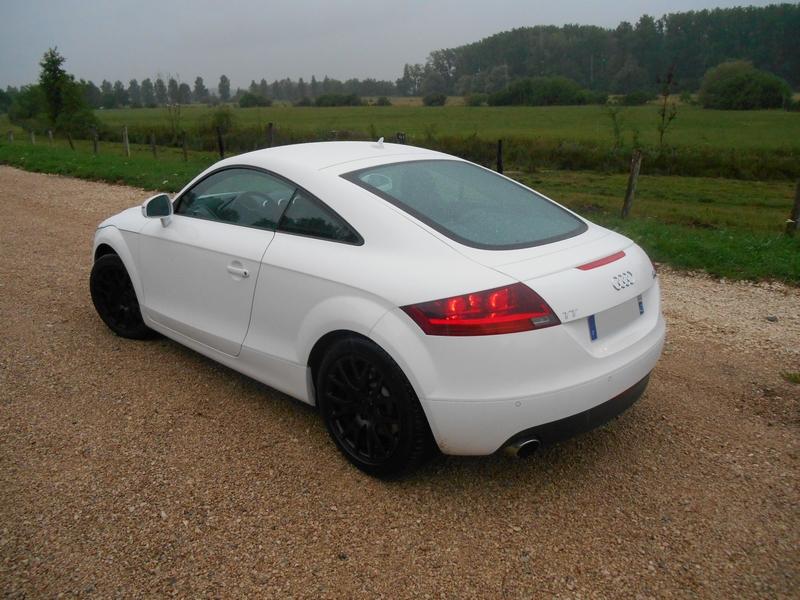 AUDI TT V6 3.2 Blanc Ibis 999070154