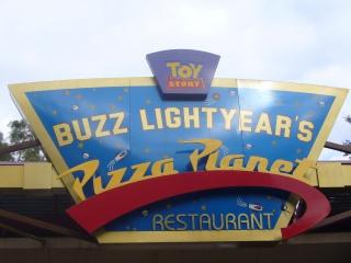[Buffet] Buzz Lightyear's Pizza Planet Restaurant 999130P1040849