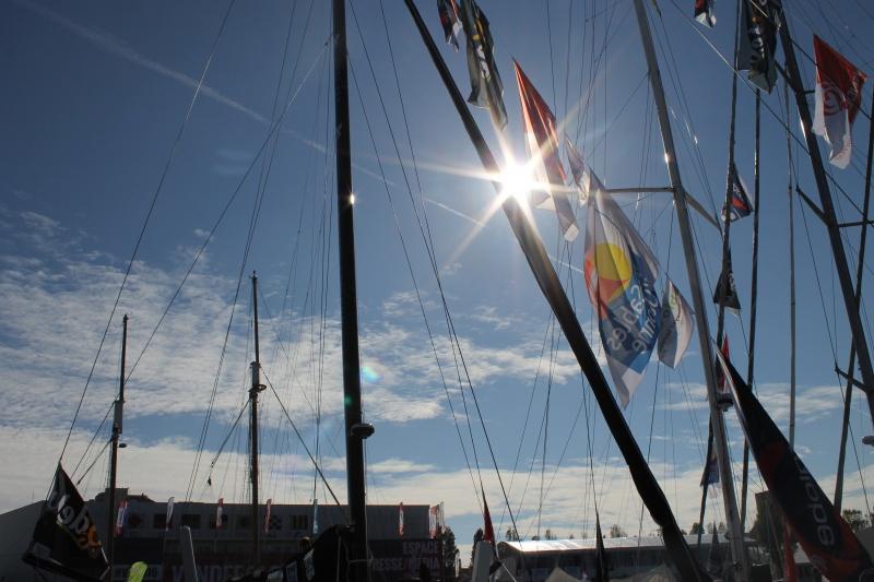 Visite du village et du ponton du Vendée Globe le 25/10/16 999457IMG4571