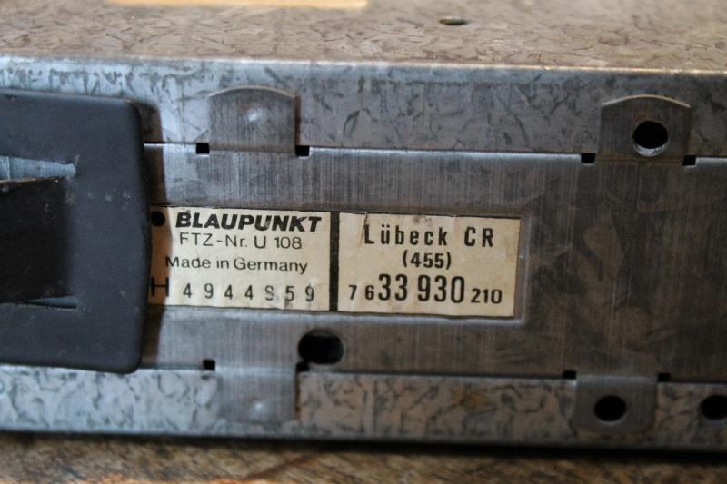 Lubeck CR 7 633 930 remise en état 999490IMG2780