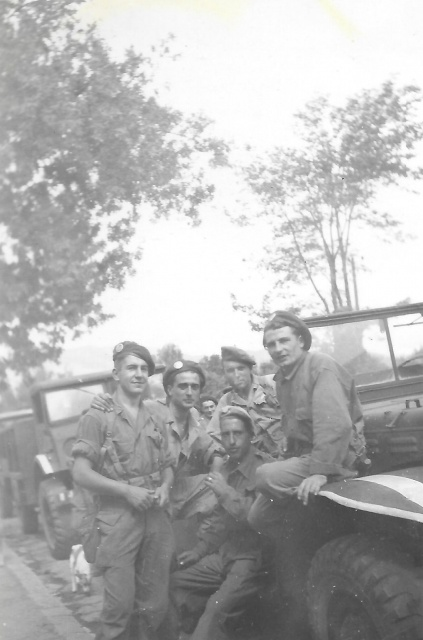 1948/1950 Algérie 2ème Bataillon du 1er R.C.P. 9998826322