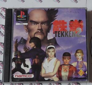 """Jeux """"multi-version"""" black label PS1 Mini_125742Tekken21"""