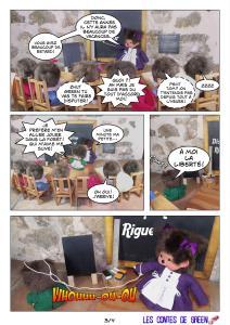 Les Contes de Green - roman photo avec des peluches Kiki Mini_187889Page3