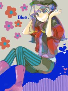 Galerie Blue/Leaf/Olga Mini_189495tumblrlx7rftB2gC1r1zkt7o1500