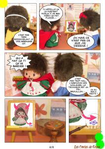 Les Contes de Green - roman photo avec des peluches Kiki Mini_193539Page22