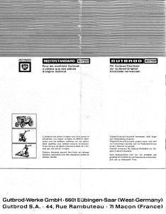 Documentation technique et mode d'emploi pont T25 Mini_197672NoticeentretienT25image006
