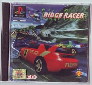 """Jeux """"multi-version"""" black label PS1 Mini_200566RidgeRacer1"""