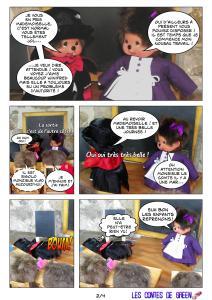 Les Contes de Green - roman photo avec des peluches Kiki Mini_203054Page2