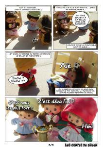 Les Contes de Green - roman photo avec des peluches Kiki Mini_206539Page32