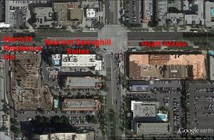 [The Anaheim Resort] Infrastructures publiques, hotels tiers, GardenWalk Mini_206601jollyrogerarea