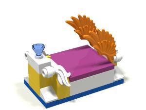 [MOC] Boîte de présentation Moi et mon dragon, en mini-maison de campagne Mini_207898boite05maison01Lit02