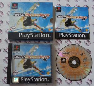 "Jeux ""multi-version"" black label PS1 Mini_221422CoolBoarders42"