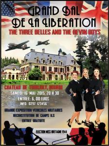Gourin 2015 : Bretagne 1944 édition 2015 les 14,15,16&17 Mai Mini_249240BalLiberationGourin2015