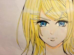 Dessins Manga, manga et...heu...manga =w=' Mini_261680SynchronicityRinKagamine