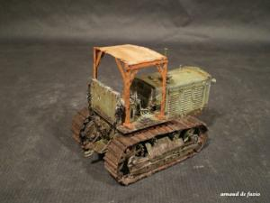 peinture - Russian ChTZ S-65 Tractor 1/35 Trumpeter (peinture vert russe) - Page 4 Mini_275465410545IMGP1858