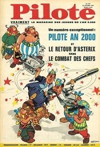 Pilote - Le journal d'Astérix et d'Obélix Mini_291757pilote261