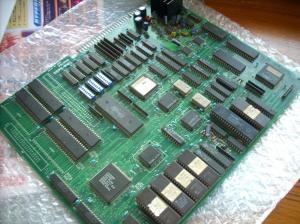 [VDS/ECH] PCB Cave + CPS2 & CPS3 + Batrider + Strikers II Mini_292723DSCN2549