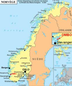 Royaume de Norvège - Ombo