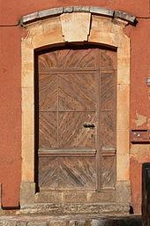 La porte<br></br>