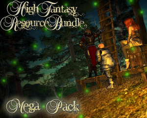 High Fantasy Mega Bundle Mini_352879HFMegaBundleMain