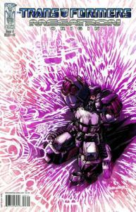 Ordre de lecture comics Hasbro Verse IDW Mini_3984815558070005