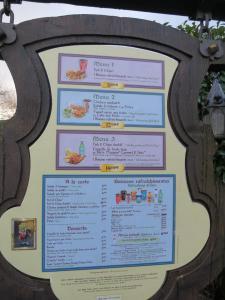 Les menus des Fast food et restauration rapide à Disneyland Paris Mini_409513IMG6692