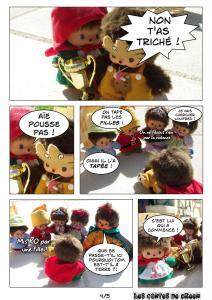Les Contes de Green - roman photo avec des peluches Kiki Mini_420342Page4