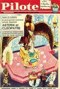 Pilote - Le journal d'Astérix et d'Obélix Mini_423635pilote215