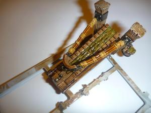 La tribu de la Lune Rousse - CDA Tamurkhan - Warhammer Forum Mini_433895P1040455