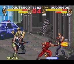 Final Fight 3 - Fiche de jeu Mini_434562512