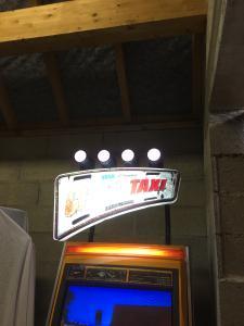 [VDS] Borne arcade Crazy Taxi High Roller etat collection Mini_449090IMG0450