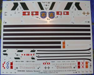 BISMARCK 1/350 Platinum Edition Mini_460771DKMBismarck35