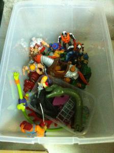 Les autres jouets de mon enfance - Maquisard Mini_477705IMG2777