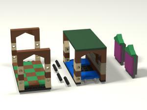 [MOC] Boîte de présentation Moi et mon dragon, en mini-maison de campagne Mini_482724boite05maison01Bloc03