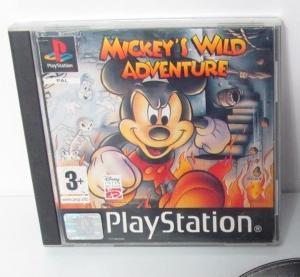 "Jeux ""multi-version"" black label PS1 Mini_483633Mickey1"