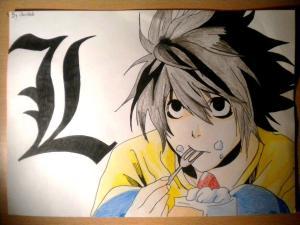 Dessins Manga, manga et...heu...manga =w=' Mini_484399Ldeathnote
