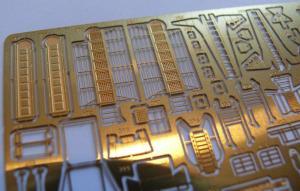 BISMARCK 1/350 Platinum Edition Mini_489051DKMBismarck51