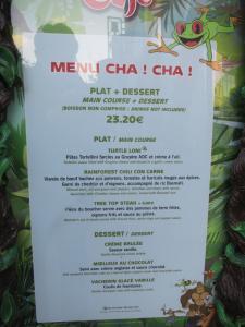 [Service à table] Rainforest Cafe Mini_494136IMG6749