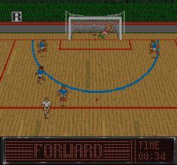 Eric Cantona Football Challenge - Fiche de jeu Mini_495723683