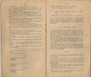 Instruction sur l'Emploi et la Conduite du Groupe Cycliste Mini_496407SCAN0199