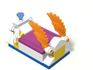 [MOC] Boîte de présentation Moi et mon dragon, en mini-maison de campagne Mini_497753boite05maison01Lit03
