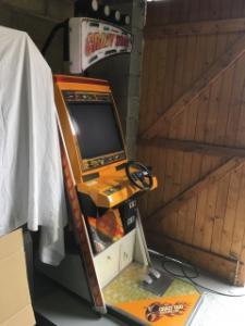 [VDS] Borne arcade Crazy Taxi High Roller etat collection Mini_544695IMG0434